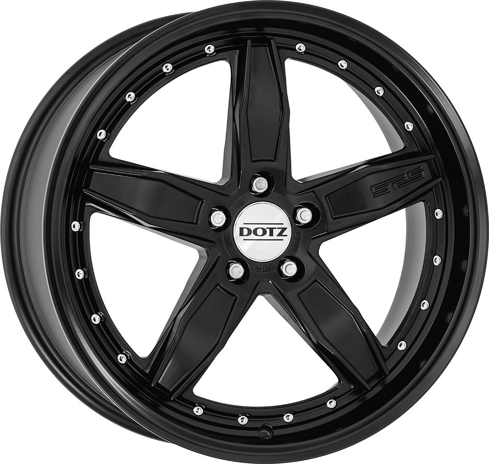 DOTZ SP5 black edt. 9,5x19 5x112 ET45